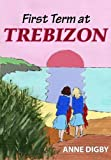 Front cover for the book First term at Trebizon by Anne Digby