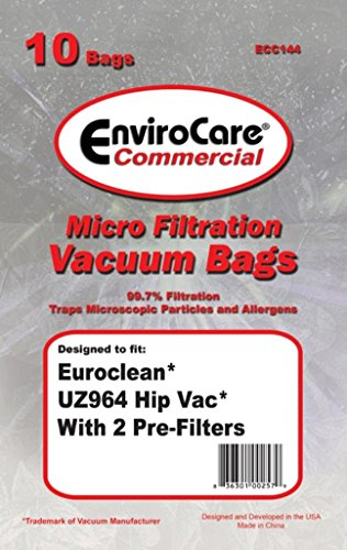 Euroclean Uz964 Bags - 3