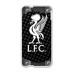 Happy liverbird L.F.C Phone Case for HTC One M7