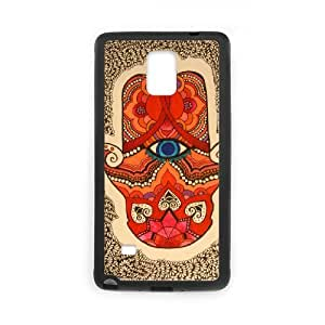 Hamsa Custom Phone Case for Samsung Galaxy Note 4,personalized Hamsa Case