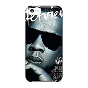 LJF phone case New Style Case Cover QtQyIXh3603mEiUH Jayz Compatible With Iphone 5c Protection Case