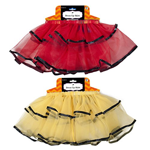 Bee Tutu Costumes (Set of 4 Tutu's 8