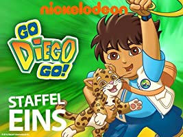 Go Diego Go! - Staffel 1