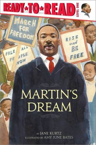 Martin's Dream (Ready-to-Reads)