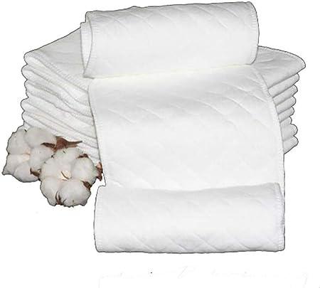 Lg-jz Los pañales de algodón, pañales for bebés, Transpirable ...