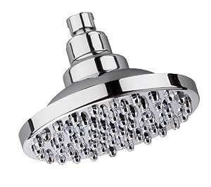 Culligan RDSH-C115 RainDisc Filtered Shower Head, Chrome Finish