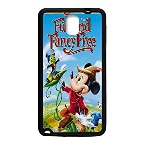 Malcolm Fun and fancyfree Case Cover For samsung galaxy Note3 Case