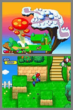 Amazon Com Mario Luigi Partners In Time Artist Not Provided
