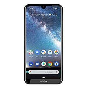 Nokia 2.2- Android 9.0 Pie – 32 GB – Single Sim Unlocked Smartphone (AT&T/T-Mobile/Metropcs/Cricket/Mint) – 5.71″ HD+ Screen – Steel – U.S. Warranty