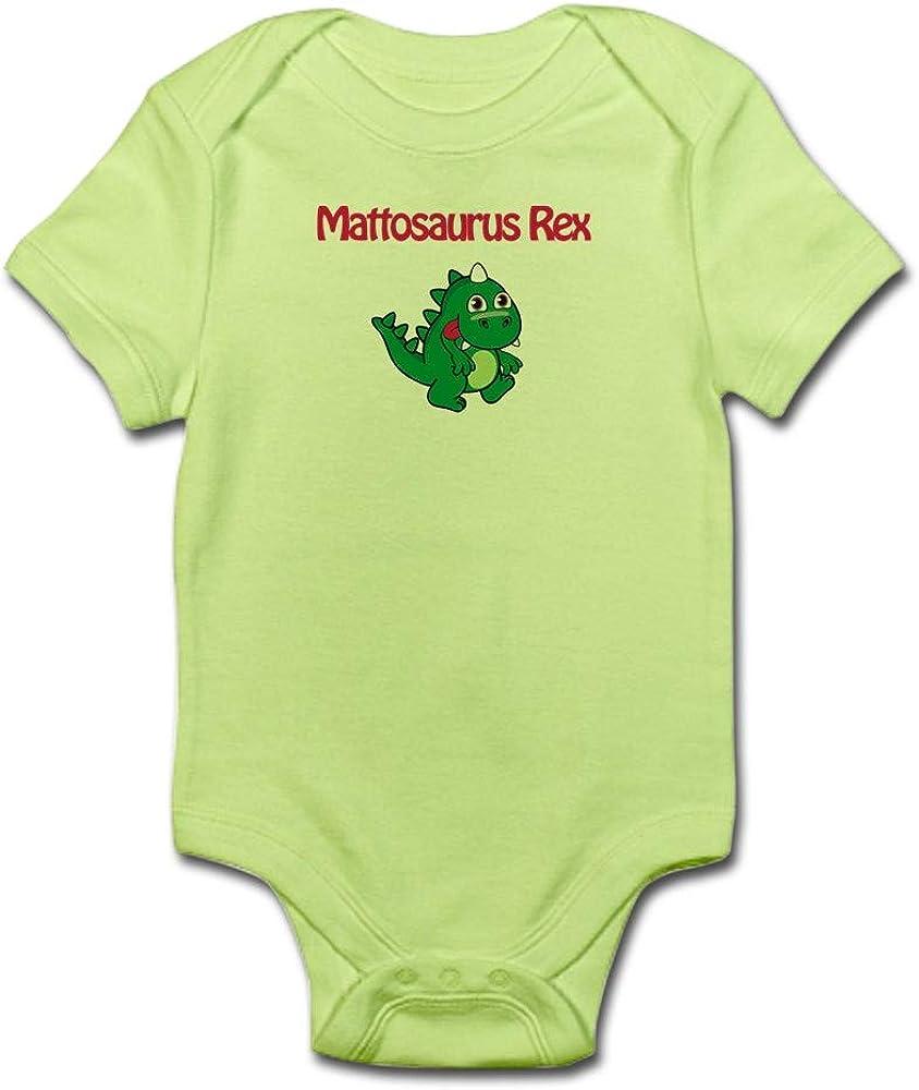 CafePress Mattosaurus Rex Infant Bodysuit Baby Bodysuit