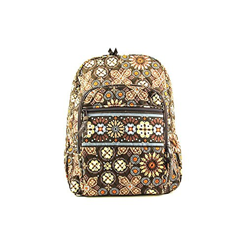 Vera Bradley Campus Backpack Canyon