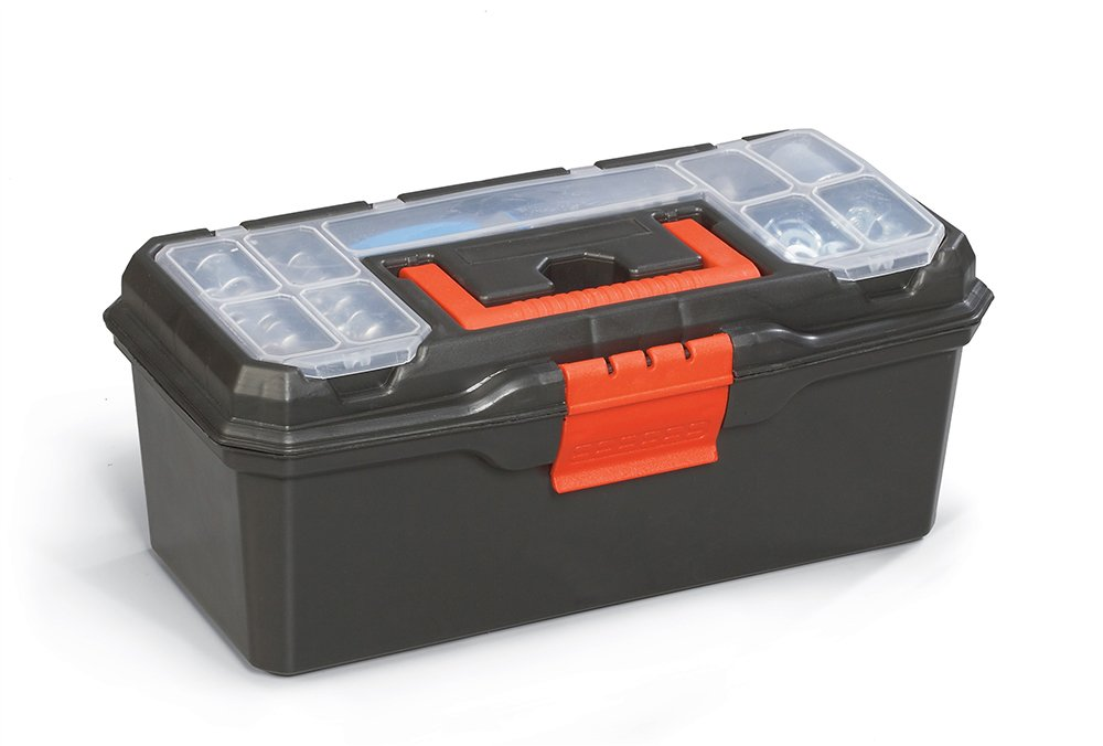 Viso PO06 Boite à outils 13' + Plateau + Organiser