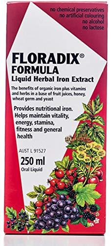 Floradix Liquid Iron Herbs