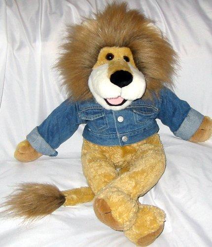 - Macy's Rowland The Lion Full Body Puppet Plush