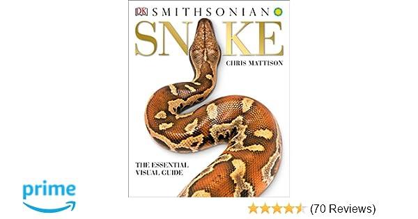 Snake Chris Mattison 9781465443793 Amazon Books