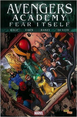 AVENGERS ACADEMY #19 NM FEAR ITSELF TIE-IN 2010