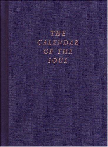 Calendar Soul Rudolf Steiner 1988 11 01 product image