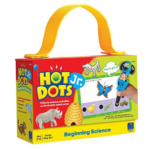Educational Insights Hot Dots Jr. Card Set- Beginning -