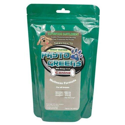 Seatec Phyto Greens Canine Wellness Formula – 16 oz, My Pet Supplies