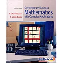 Contemporary Business Mathematics with Canadian Applications (8th Edition)