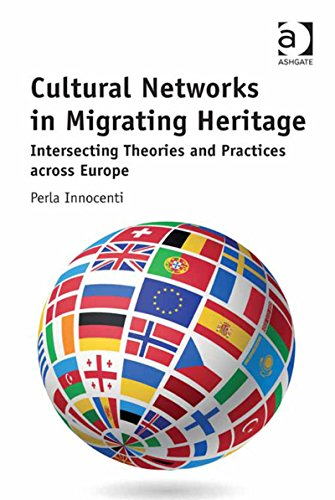 Download Cultural Networks in Migrating Heritage: Intersecting Theories and Practices across Europe Pdf