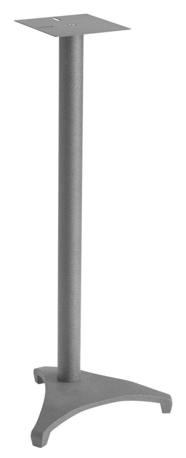 Sanus Systems EF-28B 28 -Inch Euro Foundations Bookshelf Speaker Stands (Black Pair)
