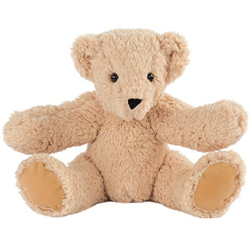 Vermont Teddy Bear Amazon Exclusive Soft Cuddly Bear Stuffed Animals And Teddy  Brown  15 Inches