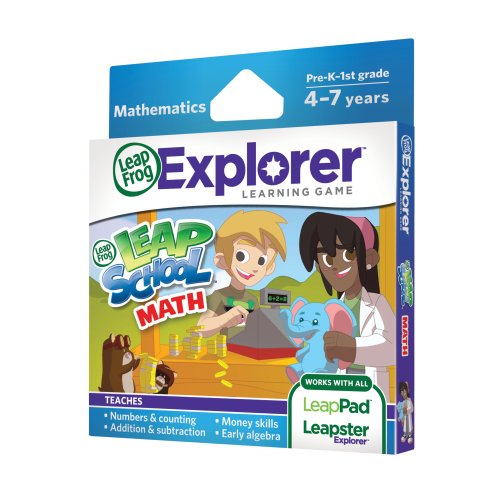 LeapFrog LeapSchool Game