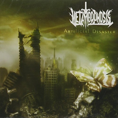 CD : Metamorphosis - Artificial Disaster (Asia - Import)