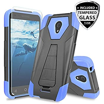 Amazon com: Phone Case for Tracfone Alcatel Raven A574BL