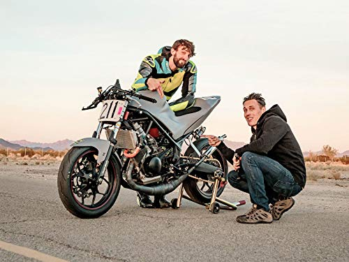 Banshee-Powered Yamaha YZF-R3 Goes Racing