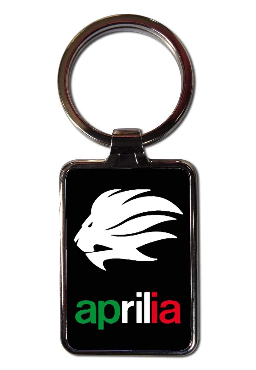 Capricci Italiani - Llavero para Moto Aprilia (3ª versión ...