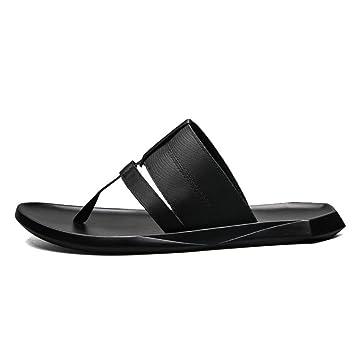 Herrenschuhe Flip-flops Sommer Slipper Slipper Sommer Persönlichkeit Flip-flops Männer Strand Hausschuhe Gute QualitäT