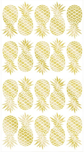 (Wall Pops WPK1908 Pineapple Wall Art Kit)