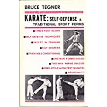 Karate: self-defense & traditional sport forms