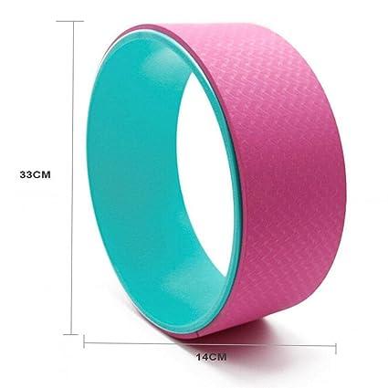 Pur 32 x 13 cm Rodillo de Tubo de Yoga para Pilates ...