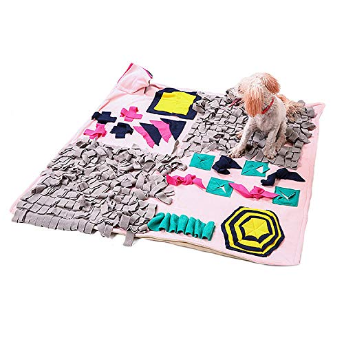 Dog Smell In Area Rug: PETCUTE Dog Sniff Mat Snuffle Rug For Dogs Sniffing Pad