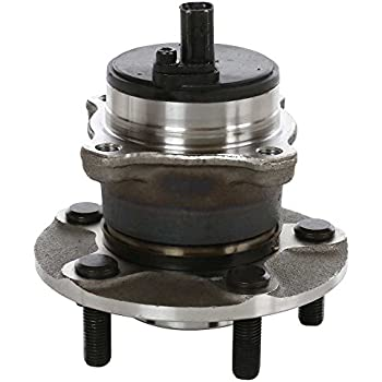 Prime Choice Auto Parts HB612182 Rear Wheel Hub Bearing Assembly 5 Stud