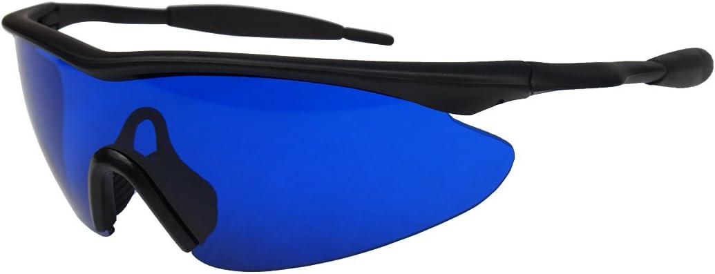 Andux Golf Ball Finder Gafas Protección para los Ojos Gafas Deportivas GL-06