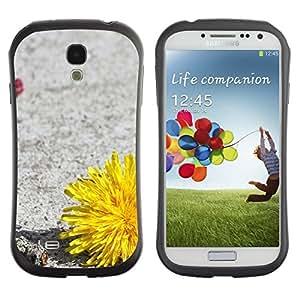 "Hypernova Slim Fit Dual Barniz Protector Caso Case Funda Para SAMSUNG Galaxy S4 IV / i9500 / i9515 / i9505G / SGH-i337 [Planta Naturaleza Forrest Flor 34""]"