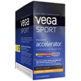 Vega Sport Post-Workout Recovery Accelerator, Tropical, 11.52oz, 12 Count