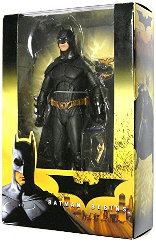 - Batman Begins 7-inch action figure
