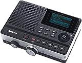 Sangean DAR-101 Professional Grade Digital MP3 Recorder (Black) (Certified Refurbished)