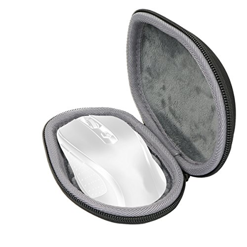 Wireless Optical Traveler - Hard Travel Case for VicTsing MM057 2.4G Wireless Portable Mobile Mouse Optical Mice by co2CREA