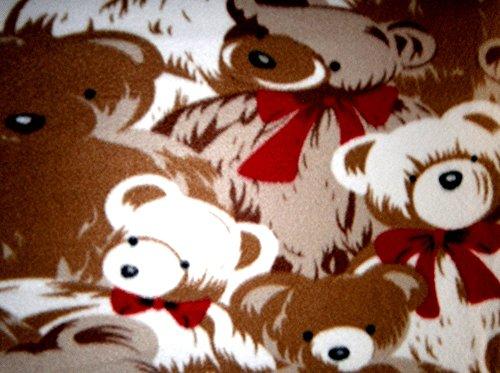 Bears Large Teddy Bears Fleece 1 Yard (Fabric Teddy Bear)