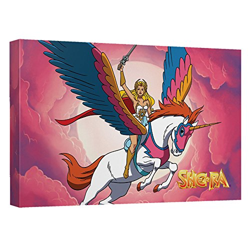 She-Ra -- Masters Of The Universe -- Stretched