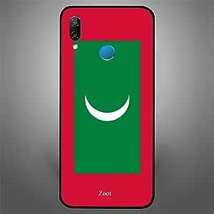 Zoot Maldives Flag Phone Cover Huawei Nova 3E