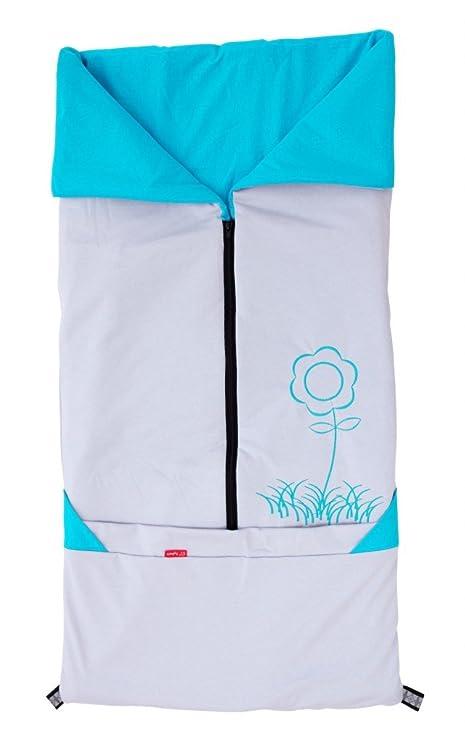 ByBoom® - Saco abrigo, Saquito l 2 en 1 verano para el asiento del