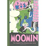 Moomin Book Two: The Complete Tove Jansson Comic Strip