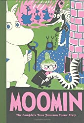 Moomin: The Complete Tove Jansson Comic Strip - Book Two